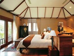 Deluxe Villa de l'hôtel Dhara Dhevi à Chiang Mai