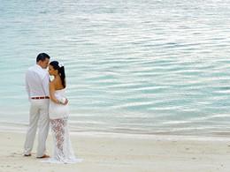 Mariage au Dinarobin Beachcomber