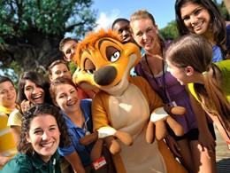 Petits et grands se réjouiront au Disney's Animal Kingdom.