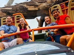 Séjour idéal en famille au Disney's Animal Kingdom Lodge