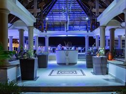 Le lobby et sa décoration élégante