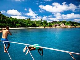 Profitez des activités nautique de l'hôtel
