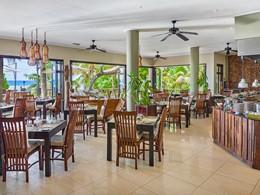 Le restaurant Les Palms