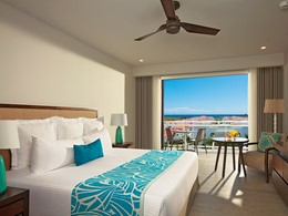 Preferred Club 3 Bedroom Family Suite Tropical View