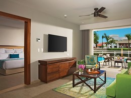 Preferred Club 2 Bedroom Family Suite Tropical View