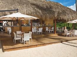 Le Bar Foot Grill, le restaurant le plage de l'hôtel