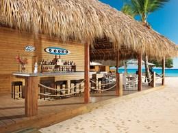 Le Sugar Reef, le bar de plage de l'hôtel