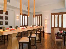 Gohan Sushi Bar de l'hôtel Dreams Tulum