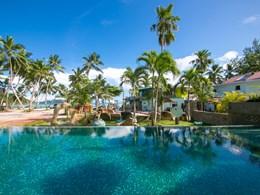 La belle piscine de l'Ocean Wing