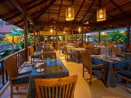 Le Dauphin Restaurant du Duc de Praslin aux Seychelles