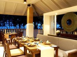 Restaurant Gecko's de l'hôtel Dusit Thani situé en Thailande