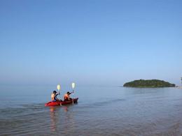 Activité nautique du Dusit Thani situé en Thailande