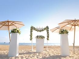 Mariage à l'hôtel Dusit Thani Beach Resort à Krabi