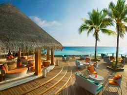 Autre vue du Sand Bar de l'hôtel Dusit Thani