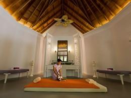 Le Devarana Spa de l'hôtel 5 étoiles Dusit Thani
