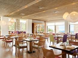 Le restaurant Melathron de l'Eagles Palace en Halkidiki