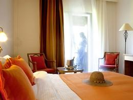 Standard Room de l'hôtel Eagles Palace en Halkidiki