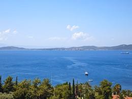 L'Eagles Villas vous offre un panorama infini de la mer