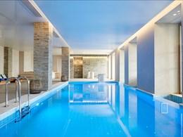 La belle piscine interne
