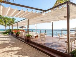 Le restaurant La Palapa de l'hôtel Eden Roc at Cap Cana