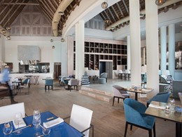 Le Blue Grill & Bar de l'Eden Roc à Punta Cana