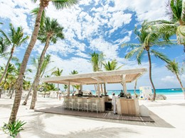 Le bar Uva de l'Eden Roc at Cap Cana à Punta Cana