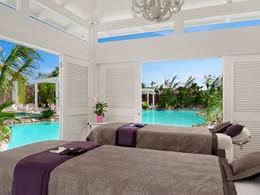 Le spa de l'hôtel 5 étoiles Eden Roc at Cap Cana