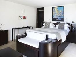 Beach Room de l'hôtel Eden Rock à St Barth
