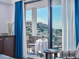 Deluxe Acropolis View Room
