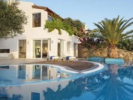 3 Bedroom Presidential Spa Private Pool Villa(Heated) de l'Elounda Gulf Villas
