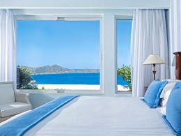 3 Bedroom Mediterranean Pool Villa de l'Elounda Gulf Villas & Suites