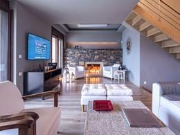 Elounda Beach Front Private Pool Villa(Heated) de l'Elounda Gulf Villas