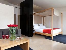 Junior Suite with View du EME Catedral Hotel à Séville