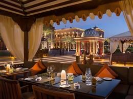 Restaurant BBQ Al Qasr de l'Emirates Palace