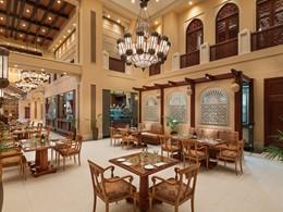 Restaurant Mezlai Emirati de l'hôtel Emirates Palace