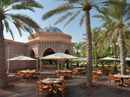Restaurant Cascades de l'hôtel Emirates Palace