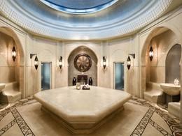 Le Hammam de l'hôtel Emirates Palace