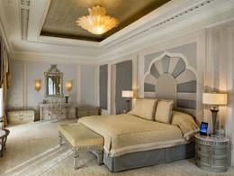 Khaleej Deluxe Suite de l'Emirates Palace à Abu Dhabi