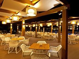 Le restaurant Open Deck