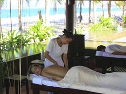 Profitez des somptueux soins du spa de l'hôtel Evason