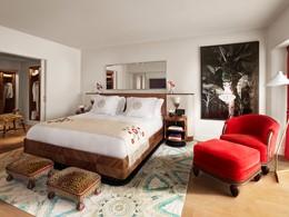 Premier Oceanfront Corner Junior Suite du Faena Hotel