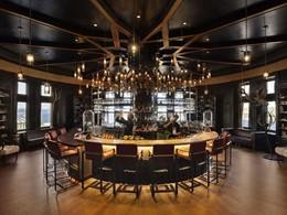 Le bar 1608