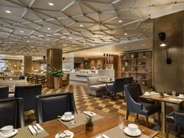 Le restaurant Place Dufferin