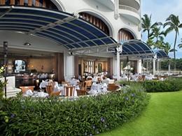 Le restaurant Nick?s Fishmarket-Maui du Fairmont Kea Lani