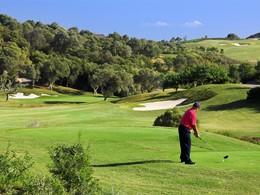 Terrain de golf du Finca Cortesin situé en Espagne