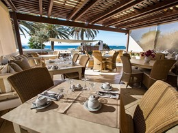 Le restaurant Finikas