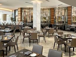Le restaurant Vida du Fontainebleau, aux Etats-Unis