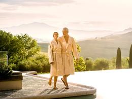 Escapade en amoureux à l'hôtel Fonteverde en Italie