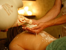 Somptueux soins au spa de l'hôtel 5 étoiles Fonteverde