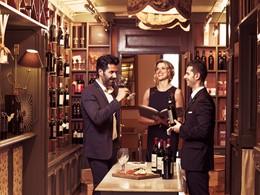 Une large selection de vins vous attend au Fonteverde